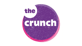 crunch logo wider